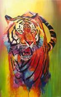 Sabrina-Seck-1-Animals-Land-Abstract-art-Contemporary-Art-Contemporary-Art