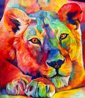Sabrina-Seck-1-Abstract-art-Animals-Land-Contemporary-Art-Contemporary-Art