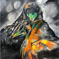 Sabrina-Seck-1-Abstract-art-Animals-Air-Contemporary-Art-Contemporary-Art