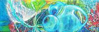 Vera-Weber-Nature-Water-Fantasy-Modern-Age-Expressionism-Abstract-Expressionism