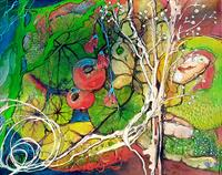 Vera-Weber-Plants-Emotions-Love-Modern-Age-Expressionism