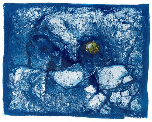 Frank Binder, Konglomerat, Nature: Rock, Abstract Art