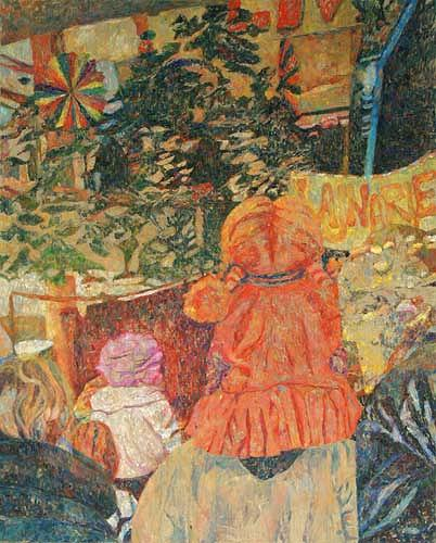 Polona Petek, Fasching II, Carnival, People: Group, Contemporary Art