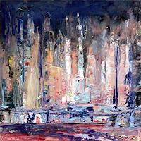 Joseph-Wyss-Abstract-art-Buildings-Skyscrapers