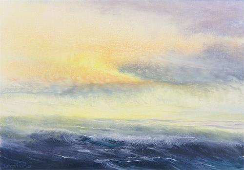 Joseph Wyss, Meer, Landscapes: Sea/Ocean, Contemporary Art