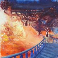 Joseph-Wyss-Miscellaneous-Landscapes-Miscellaneous-Romantic-motifs