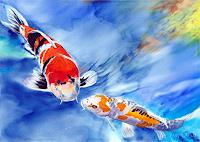 Joseph-Wyss-Animals-Water-Decorative-Art