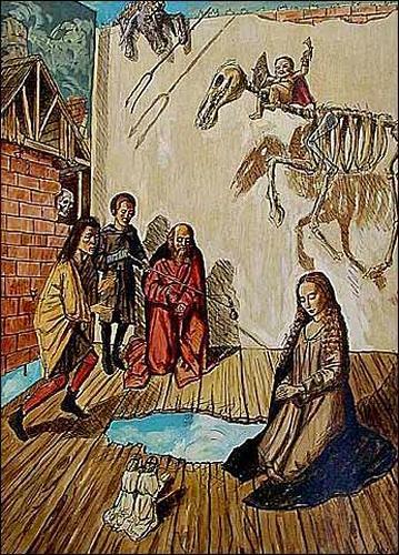 Omar Gonzáles, Natividad, Religion, Mythology