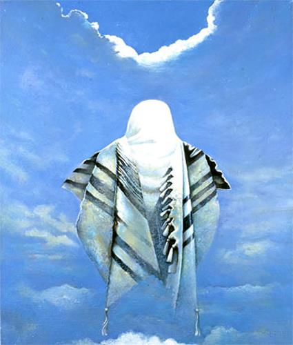 Ghenadie SONTU, Prayer for Messiah, People: Men, Religion, Realism