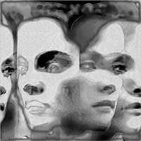 Dieter-Bruhns-People-Women-People-Faces-Contemporary-Art-Contemporary-Art
