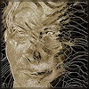 Dieter Bruhns, Tiger's Face, Fantasy, Abstract Art