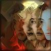 Dieter Bruhns, Lucretia, Fantasy, Abstract Art