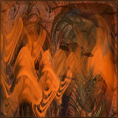 Dieter Bruhns, Toto.Africa, Music, Abstract Art