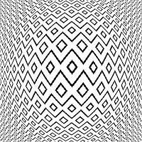 Edeltraud-Kloepfer-Abstract-art-Modern-Age-Op-Art