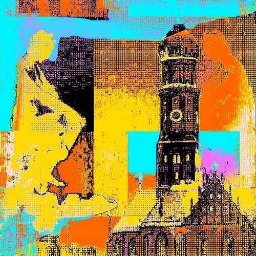 Edeltraud Kloepfer, Zeit und Schicksal, Society, Buildings: Churches, Modern Age