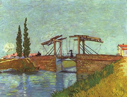 Vincent Van Gogh Miscellaneous Buildings Technology Modern Age Impressionism Neo-Impressionism