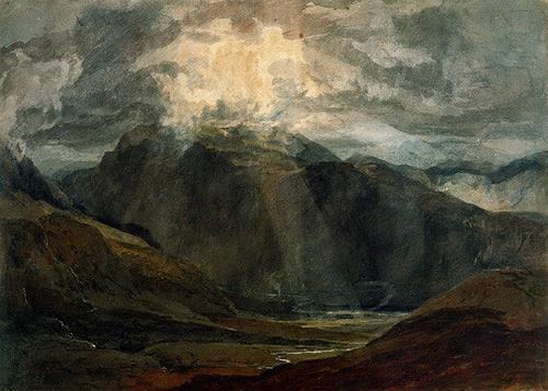 Turner Romanticism Landscape 500 x 357