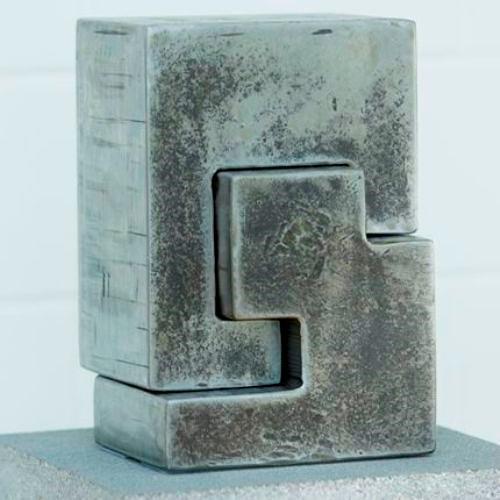 Andrea Malaer, Flächen-Grafik-Skulptur A2, Abstract art, Concrete Art, Expressionism