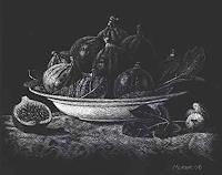 Dietrich-Moravec-Still-life-Harvest-Modern-Times-Realism