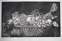 D. Moravec, Früchtekorb