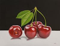 Dietrich-Moravec-Plants-Fruits-Still-life-Modern-Age-Photo-Realism
