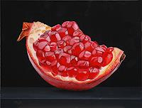 Dietrich-Moravec-Plants-Fruits-Meal-Modern-Age-Photo-Realism-Hyperrealism