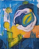 Petra-Traenkner-Abstract-art-Decorative-Art