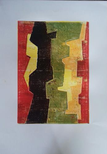 Petra Tränkner, o.T, Abstract art, Abstract Art