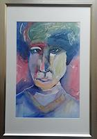 Petra-Traenkner-People-Faces-Modern-Age-Abstract-Art