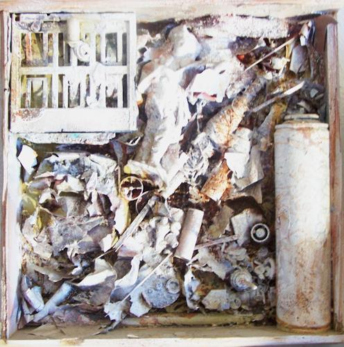 Michael Thomas Sachs, Musiker, Abstract art, Abstract Art
