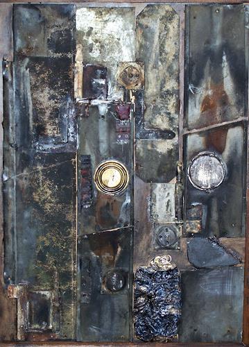Michael Thomas Sachs, Komposition, Abstract art, Fantasy, Abstract Art