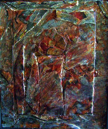 Michael Thomas Sachs, o.t., Abstract art, Abstract Art