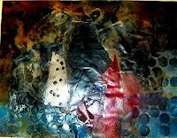 Michael Thomas Sachs Art Abstract art Modern Age Abstract Art