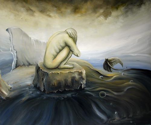Branka Moser, ohne Titel, Symbol, Symbol, Symbolism, Abstract Expressionism