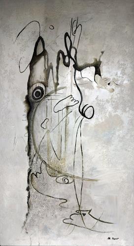 Branka Moser, ohne Titel, Society, Abstract art, Abstract Art
