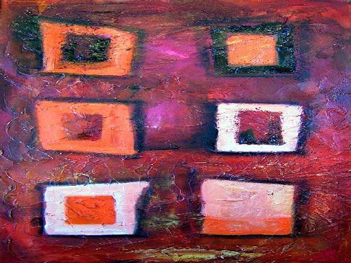 Anna Fennen, N/T, Abstract art, Abstract Art