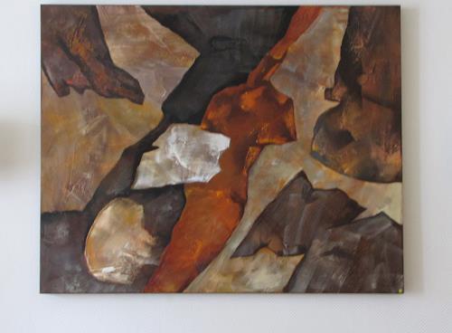 Anna Fennen, Nofretete, Abstract art, History, Modern Age