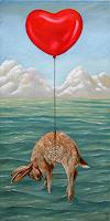 Hinrich-van-Huelsen-Fantasy-Landscapes-Sea-Ocean-Modern-Times-Realism