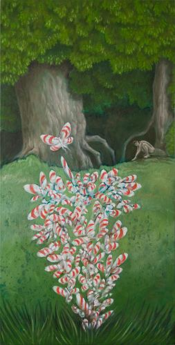 Hinrich van Hülsen, Ja, oh ist richtig, Fantasy, Miscellaneous Landscapes, Post-Surrealism