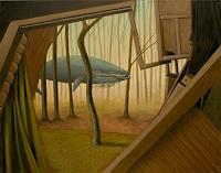 Hinrich-van-Huelsen-Miscellaneous-Landscapes-Animals-Water-Contemporary-Art-Post-Surrealism
