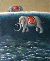 Hinrich-van-Huelsen-Animals-Land-Fantasy-Contemporary-Art-Post-Surrealism