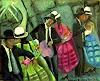 Aminta, Palla Alisina Matices peruanos, Serie Matices Peruanos.