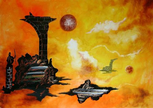 Josef Balek, fantasy, Fantasy