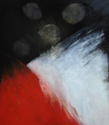 dorota zlatohlávková, Ohne Titel  2., Abstract art, Action Painting, Abstract Expressionism