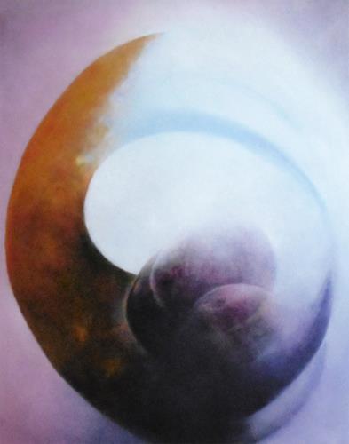 dorota zlatohlávková, Ohne Titel 6., Abstract art, Modern Age, Expressionism