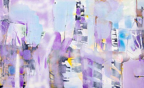 Reiner Poser, Reihung, Abstract art, Deconstructivism
