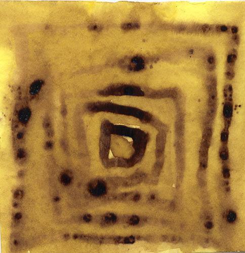 Reiner Poser, Magisches Quadrat, Mythology, Arte Cifra, Contemporary Art