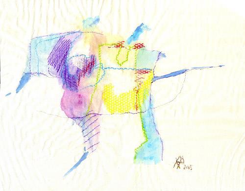 Reiner Poser, DANCERS, Fantasy, Arte Cifra