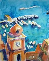 Reiner-Poser-Landscapes-Sea-Ocean-Modern-Age-Expressive-Realism