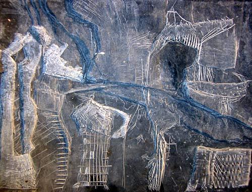 Reiner Poser, Meditation, People: Group, Arte Cifra